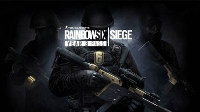 Rainbow Six Siege - ano 3