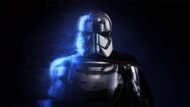 Star Wars Battlefront 2 - Capitã Phasma