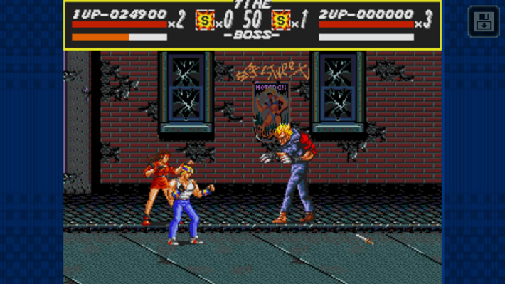 Streets of Rage ganha versão mobile com multiplayer local