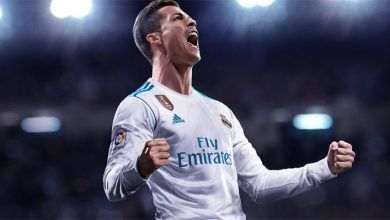 FIFA 18 líder da PS Store