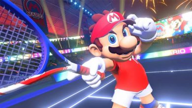 Mario Tennis Aces no Nintendo Direct