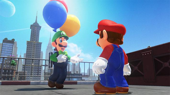Nintendo revela Mario Tennis Aces e promete que o game será