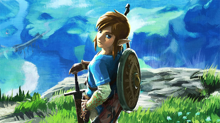 Zelda: Breath of the Wild sucesso no Switch