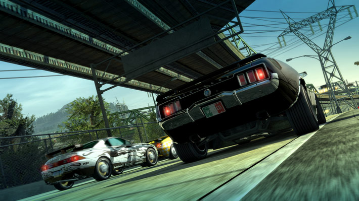 EA anuncia oficialmente Burnout Paradise Remastered e libera trailer animal do jogo