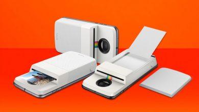Moto Snap Polaroid Insta-Share Printer
