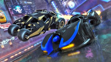 DC Superheroes Pack no Rocket League