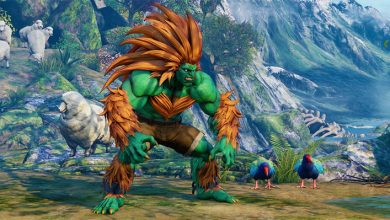 Street Fighter 5: Blanka