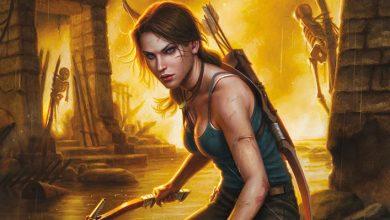 Tomb Raider: Caça às Bruxas - Volume 1
