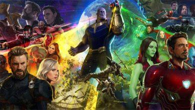 Vingadores: Guerra Infinita - Marvel Studios
