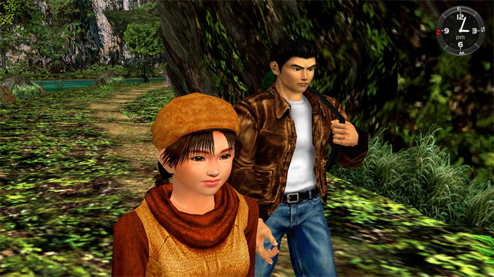 SEGA anuncia Shenmue I & II para PS4, Xbox e PC